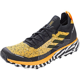 adidas TERREX Two Parley Zapatillas Running Hombre, sogold/core black/footwear white